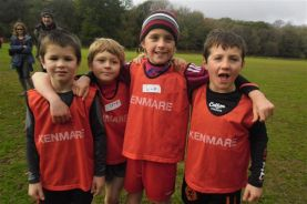 Kerry Cross Country County Relay Teams and Best Over-All Club 004