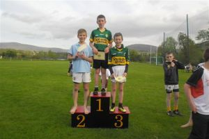 Kenmare Primary School Sports Wednesday May15th 016